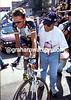 Alex Zulle in the 1998 Giro d'Italia