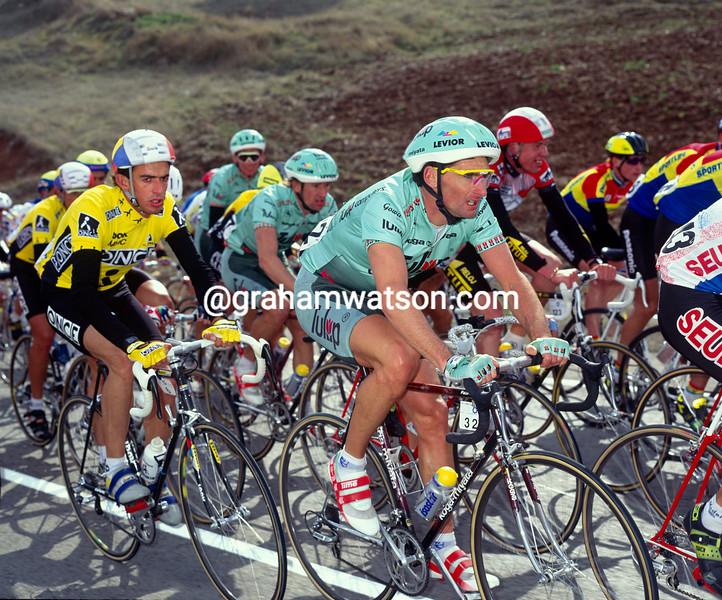 Allan Peiper in the 1992 Ruta del Sol