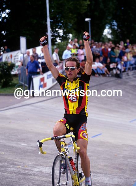 Andrea Ferrigato wins the Zurich Championship
