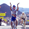 Andreas Kappes wins a stage in the 1988 Paris-Nice