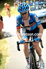 Andrew Talansky on stage nine of the 2013 Tour de France