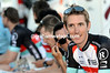 Andy Schleck at the 2013 Tour Down Under
