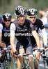 Andy Schleck in action during Stage 5 of the 2014 Tour of the Basque Country
