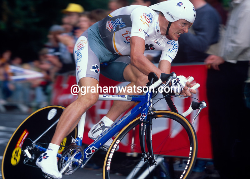 Baden Cooke in the 2002 Tour de France