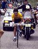 Bernard Hinault in the 1981 Tour de France