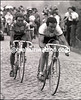 BERNARD HINAULT IN THE 1981 PARIS-ROUBAIX