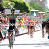 Bauke Mollema wins stage seventeen after attacking in the last 800-metres and ruining the sprinters' chances..!