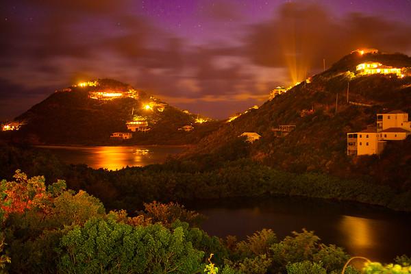 Good Nights: Golden Purple