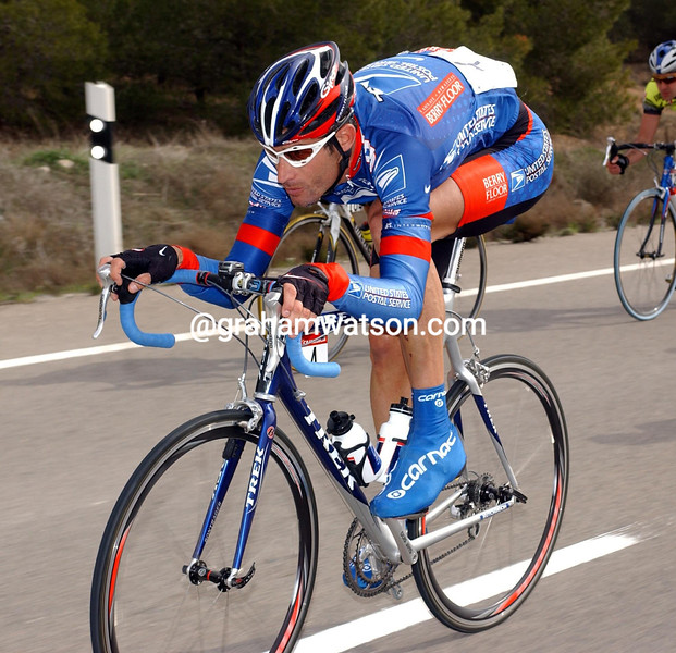 GEORGE HINCAPIE AT THE 2003 TOUR OF MURCIA