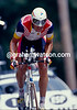 Miguel Indurain in the 1996 Olympic Games