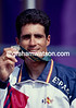 Miguel Indurain wins the 1996 Olympic GaMES TIME TRIAL