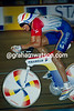 Miguel Indurain in an Hour Record in 1993