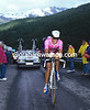 Miguel Indurain in the 1992 Giro d'Italia