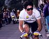 Miguel Indurain in the 1989 Paris-Nice