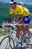 Miguel Indurain in the 1995 Dauphine-Libere