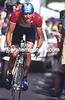 Bjarne Riis in the 1995 Tour de France