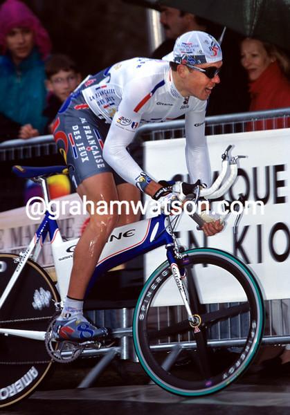 Bradley McGee in the 2004 Paris-Nice