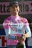 Bradley McGee wins the Prologue of the 2003 Giro d'Italia