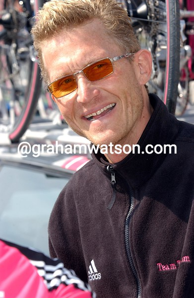 Brian Holm in the 2003 Vuelta a Murcia