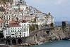 THE GIRO PASSES AMALFI ON STAGE FOUR OF THE 2007 GIRO D'ITALIA