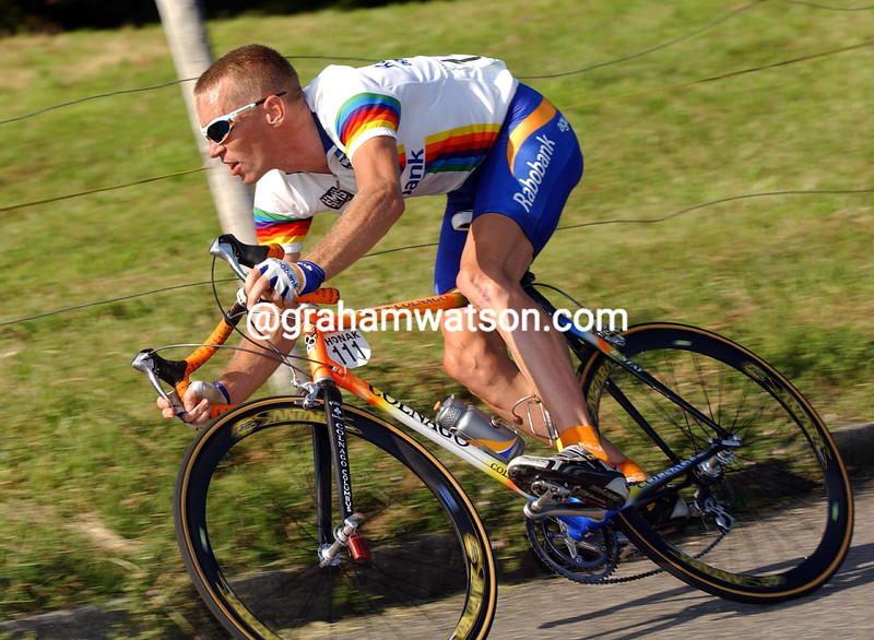 Erik Dekker in the 2001 Zuri-Metzgate