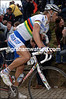 TOM BOONEN CLIMBS THE MUR DE GRAMMONT IN THE 2006 TOUR OF FLANDERS