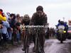 Sean Kelly in the 1983 Paris-Roubaix