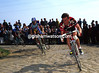 ANDRE TCHMIL IN THE 1996 PARIS-ROUBAIX