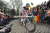 FABIAN CANCELLARA IN THE 2011 TOUR OF FLANDERS