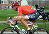 Fabian Cancellara in the 2008 Tour of Flanders