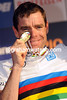 CADEL EVANS WINS THE 2009 WORLD U-23 CHAMPIONSHIPS