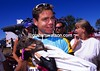 Cadel Evans in the 2004 Tour Down Under