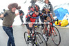 Cadel Evans in the 2013 Giro d'Italia