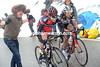 Cadel Evans in the 2013 Giro d'Italia