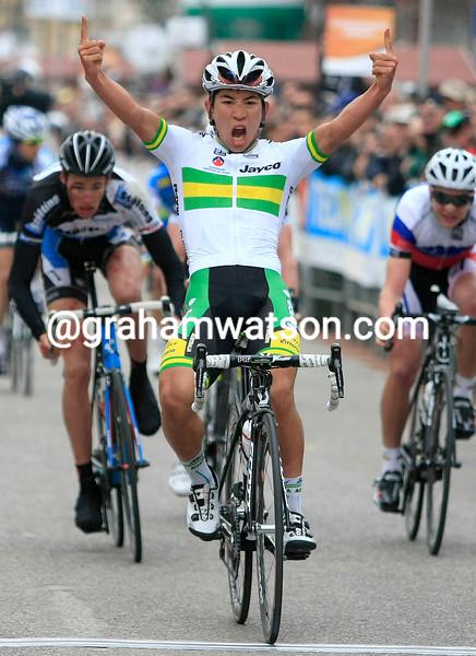 Caleb Ewan wins La Cote Picardie in 2013
