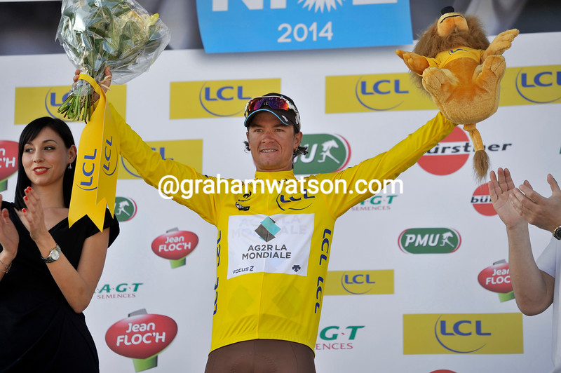 2014 Paris - Nice cycling race - 6th stage