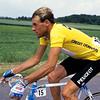 Erich Machler in the 1987 Tour de France