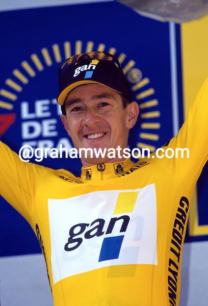 Chris Boardman in the 1997 Tour de France