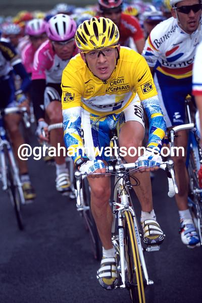 Chris Boardman in the 1998 Tour de France