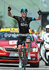 Chris Froome wins on stage eight of the 2013 Tour de France