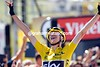 Chris Froome wins stage ten of the 2015 Tour de France