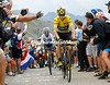 Chris Froome on stage nineteen of the 2015 Tour de France