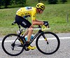 Chris Froome on stage 19 of the 2016 Tour de France