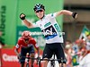 Chris Froome wins stage 11 of the 2016 Vuelta a España
