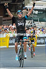 Chris Froome wins stage five of the 2013 Dauphine-LIbere