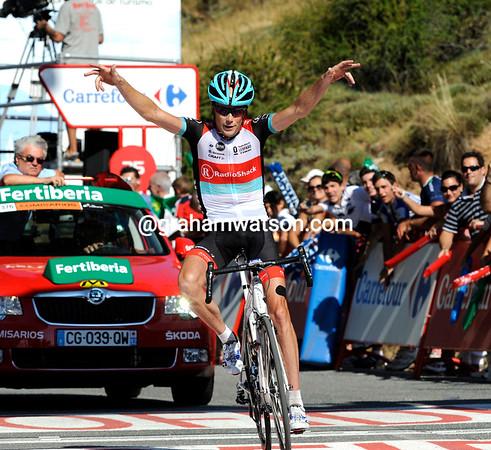 Vuelta España - Stage 10
