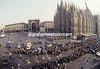 The start of Milan San Remo