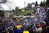 Cyclists in the 1993 Fleche Wallonne