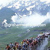 Cyclists in the 2003 Dauphine-Libere