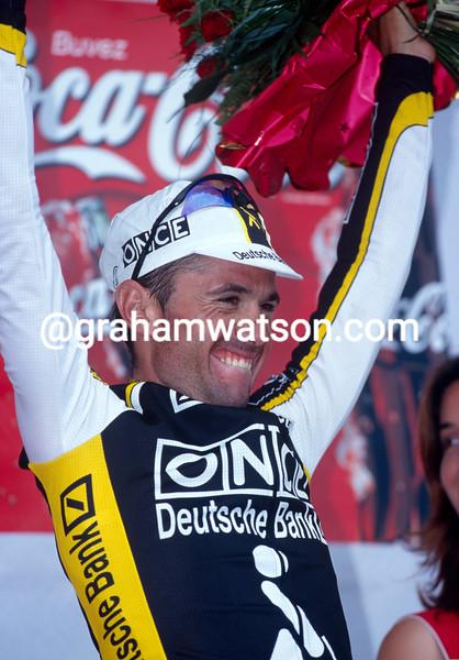 David Etxebarria in the 1999 Tour de France
